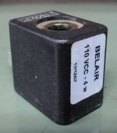 Bobina (modelo: 110VCC) para válvula pneumática