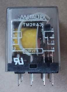 Rele (modelo: TM2RA3)