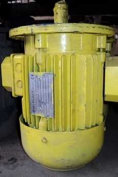 Motor elétrico (modelo: 1,5HP)