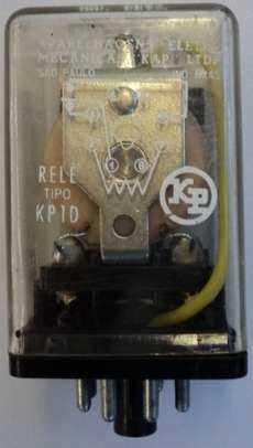 Rele (modelo: KP1D)