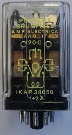 Rele (modelo: IKAP38050)