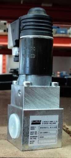 Válvula hidráulica (modelo: WV-M-W20)