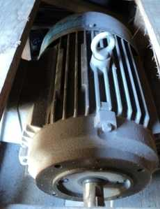 Motor elétrico (modelo: 5HP)