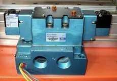 Válvula pneumática (modelo: 6643A-311-PM-501DA)