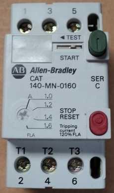 Disjuntor (modelo: 140-MN-0160)