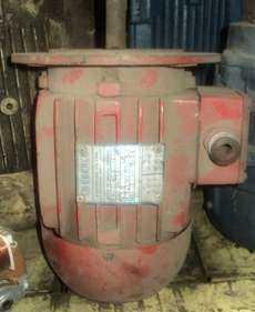 Motor elétrico (modelo: 0,5HP)