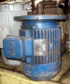 Motor elétrico (modelo: BQU100L6F)