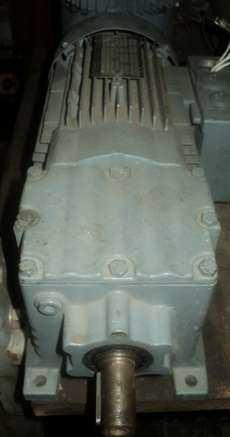 Motoredutor (modelo: R17EZ80N4)