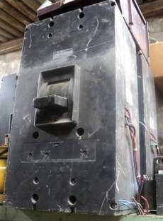 marca: Eletromar modelo: 1600A termomagnético, caixa moldada estado: usado