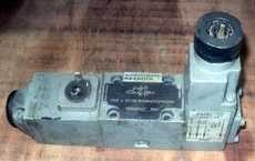 marca: Rexroth modelo: 4WE6X753 BG24NZ4QPAG24S estado: usada