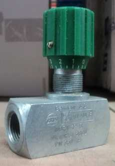 Válvula hidráulica (modelo: NDRV12B)