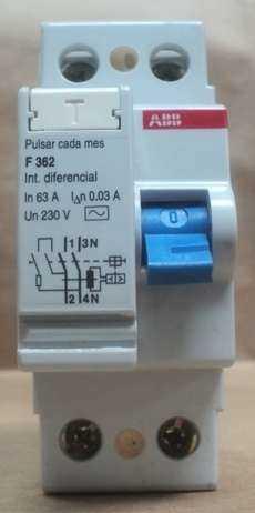 Disjuntor (modelo: F362)