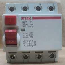 marca: Steck modelo: SDR4P25A estado: usado