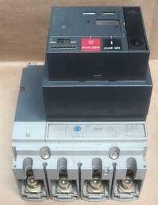 marca: Schneider modelo: NS100160250 N/H/NA estado: usado