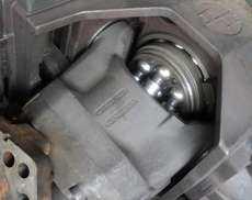 Motor hidráulico (marca: Rexroth)