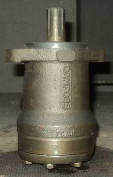 Motor hidráulico (modelo: OMR100 151-0237)