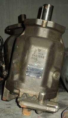 marca: Rexroth modelo: A10VSO100DFR131RPPA12N00 estado: usada
