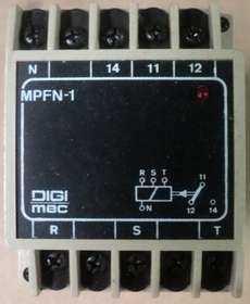 Controlador (modelo: MPFN-1)