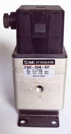 marca: SMC modelo: IT402304BX37 proporcional estado: usada