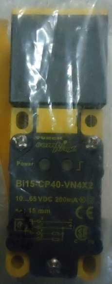 Sensor (modelo: BI15-CP40-VN4X2)