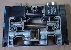Base (placa cega)(modelo: CPV18-RZP 163283)