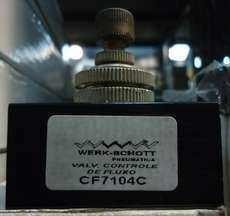 marca: Werk Schott modelo: 3/8X3/8 CF7104C estado: nunca foi utilizado