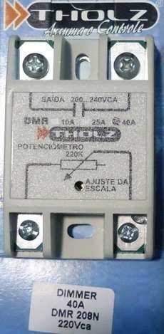 Dimmer (modelo: 40A)