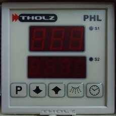 Controlador de tempo/temperatura (modelo: PHL080N)