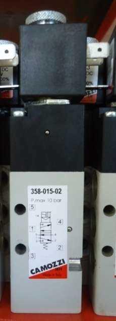 Válvula pneumática (modelo: 358-015-02)