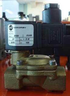 Válvula solenóide (modelo: 82412009100)