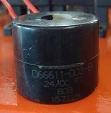 modelo: 066611003B 24/DC FT estado: nunca foi utilizada