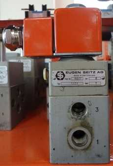 Válvula pneumática (modelo: 1331)