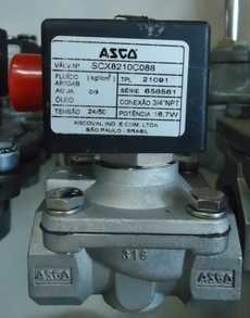marca: ASCO modelo: SCX8210C088