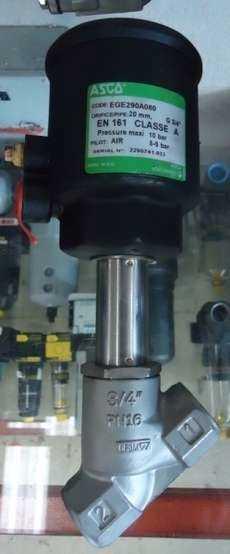 marca: ASCO modelo: EGE290A080 estado: nova, sem embalagem
