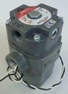 Válvula pneumática (modelo: R833-02F)