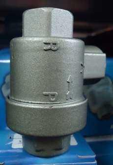 Válvula de escape rápido (modelo: ER738C)