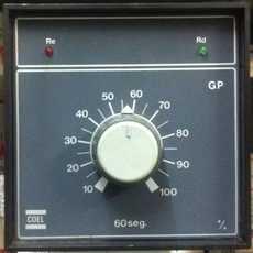 Temporizador (modelo: GP60SEG)