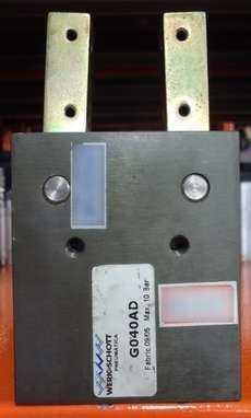 Garra pneumática (modelo: G040AD)