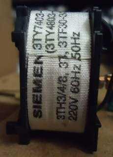 marca: Siemens modelo: 3TY7403-OAN1, 3TY4803-OAN1 estado: nova