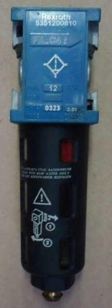 marca: Rexroth modelo: 5351200810 FILC4 estado: nunca foi utilizado