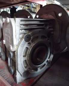 Motoredutor (modelo: GSA51)