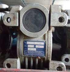 Redutor de velocidade (modelo: VF44U63314)