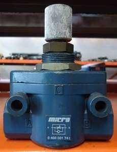 Regulador de fluxo (modelo: 1/2X1/2 0400001744)