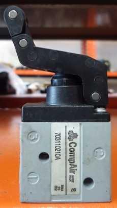 Válvula pneumática (modelo: 703110210A)