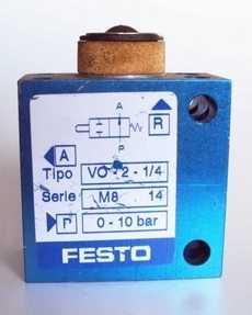 Válvula de came (modelo: VO-2-1/4)