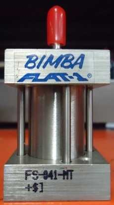 Cilindro pneumático (modelo: FS041-MT)