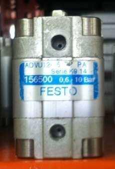 marca: FESTO modelo: ADVU125PA 156500 12X5 estado: usado, bom estado