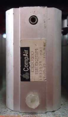 Cilindro pneumático (modelo: CC020)