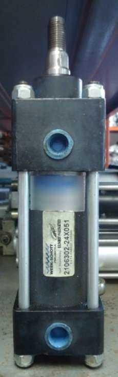 Cilindro pneumático (modelo: 210630224X051)