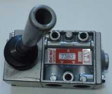 Válvula manual (modelo: 7380)